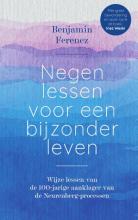 Benjamin Ferencz , Negen lessen voor een bijzonder leven