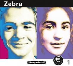 Zebra 1 Audio-CD`s (3 cds in set a 5 ex)