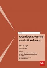 , Arbeidsrecht voor de overheid verklaard, Editie Rijk. 2021/1