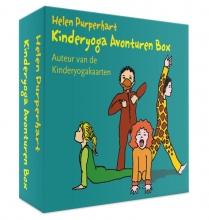 Helen  Purperhart Kinderyoga avonturen box