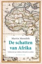 Martin  Meredith De schatten van Afrika