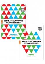 Arco Verolme Edward van Balen, Bedrijfseconomie voor het hbo, theorie- en opgavenboek