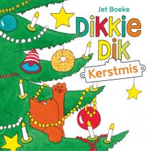 Jet  Boeke Dikkie Dik Kerstmis (navulset 5 exx.)
