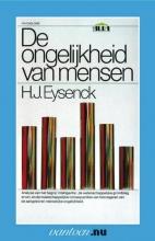 H.J. Eysenck , Ongelijkheid van mensen
