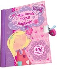 Mijn mooie roze dagboek