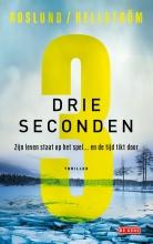 Börge Hellström Anders Roslund, Drie seconden