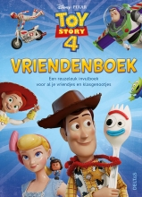 , Disney Vriendenboek Toy Story 4