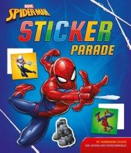 , Marvel Spider-man Sticker Parade