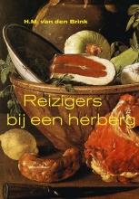 Hans Maarten van den Brink , Reizigers bij een herberg