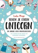 Lulu  Mayo Teken je eigen unicorn