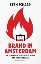 Leen Schaap , Brand in Amsterdam