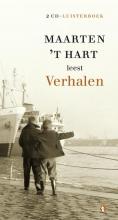 Maarten `t Hart Maarten `t Hart leest Verhalen, 2 CD`s
