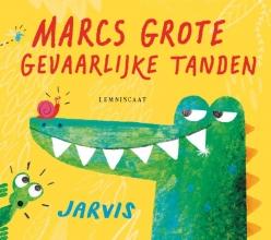 Jarvis , Marcs grote gevaarlijke tanden kartoneditie