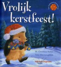 M. Christina  Butler Vrolijk kerstfeest!