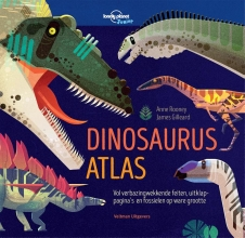 James Gilleard Anne Rooney, Dinosaurusatlas