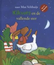 Max  Velthuijs Kikvors en de vallende ster