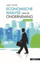 Marc Jegers , Economische analyse van de onderneming