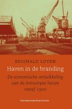 Reginald Loyen , Haven in de branding