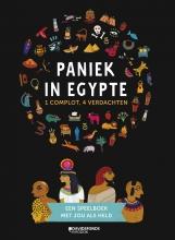 Camille  Gautier, Stéphanie  Vernet Paniek in Egypte