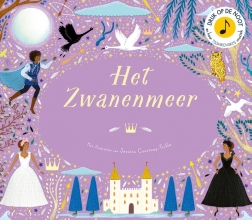 Jessica  Courtney-Tickle Het zwanenmeer