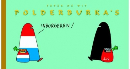 Peter de Wit Polderburka`s