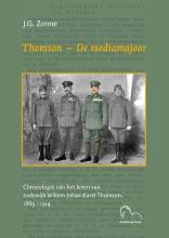 J.G. Zonne , Thomson - De mediamajoor