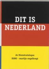 Pieter  Hilhorst Dit is Nederland