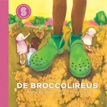 Atilla  Erdem, Asma  Ould Aissa Sesam-kinderboeken De broccolireus Safia en de droombellen