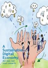 Ad Krikke , A Sustainable Digital Economy