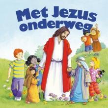 Michael  Berghof Met Jezus onderweg