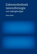 Hans Cohen , Zakwoordenboek neurochirurgie voor verpleegkundigen