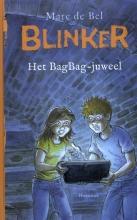 Marc de Bel , Blinker en het BagBag-juweel
