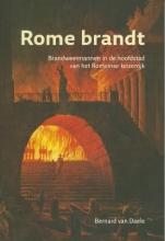 Bernard van Daele , Rome brandt