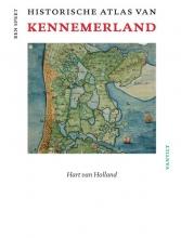 Ben  Speet Historische atlas van Kennemerland
