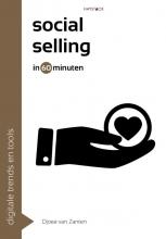 Djoea van Zanten Social selling in 60 minuten