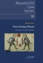 Jan Smits , Five Uneasy Pieces