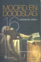 Anne  Doedens, Marijke van de Vrugt Moord en doodslag