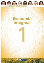 Paul Scholte Ton Bielderman, Economie Integraal havo 1 leeropgavenboek