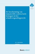 Thijs Beumers , De bescherming van immateriële contractuele belangen in het schadevergoedingsrecht