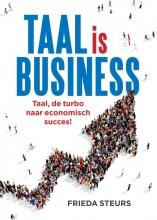 Frieda  Steurs Taal is business