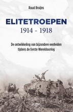 Ruud Bruijns , Elitetroepen