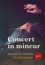 Walther van Venrooij , Concert in mineur