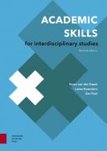 Ger Post Koen van der Gaast  Laura Koenders, Academic Skills for Interdisciplinary Studies