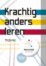 Sharon van Wieren Wim Bouman, Krachtig anders leren