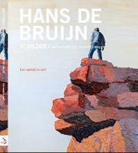 Hans de Bruijn , Een wereld in verf