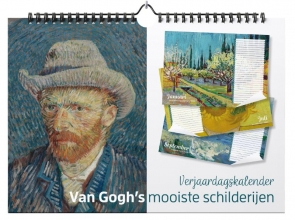 , Verjaardagskalender Van Gogh`s mooiste schilderijen