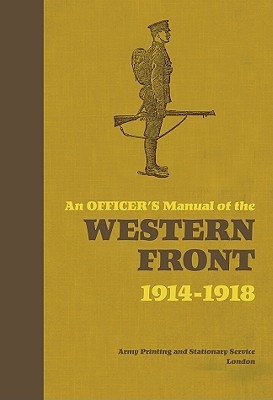 ,OFFICERS MANUAL WESTERN FRONT