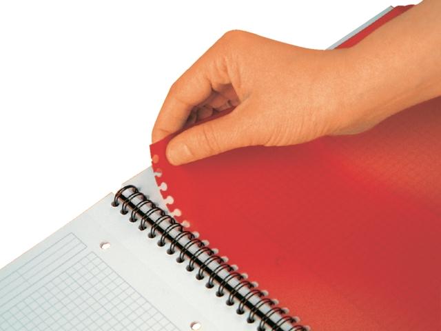 ,Spiraalblok Oxford International Activebook A5+ gelinieerd
