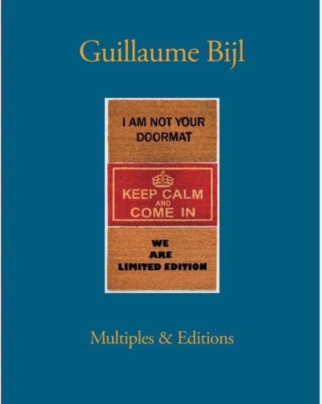 Johan Pas, David Vermeiren,Guillaume Bijl. Multiples & Editions