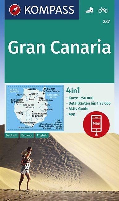 ,Gran Canaria 1:50 000